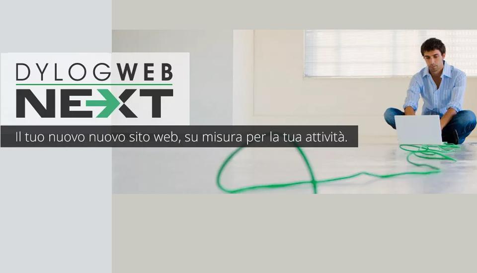 NEXT: il Sito web professionale per lo Studio e l'Azienda
