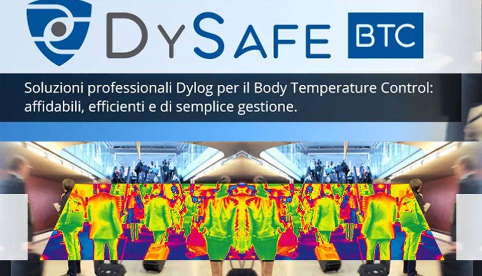 Sistemi di rilevazione automatica della temperatura corporea