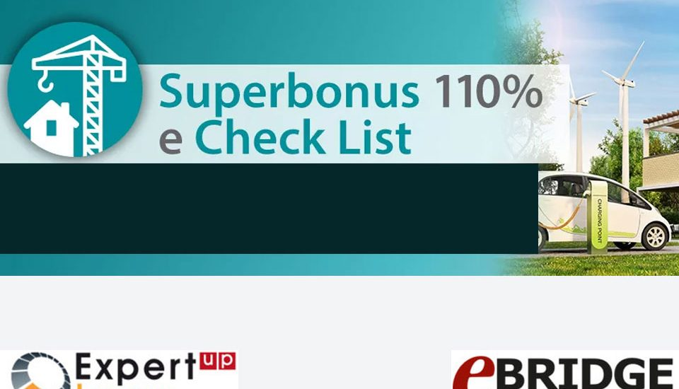 Modulario e Superbonus 110% eBridge  la soluzione buffetti