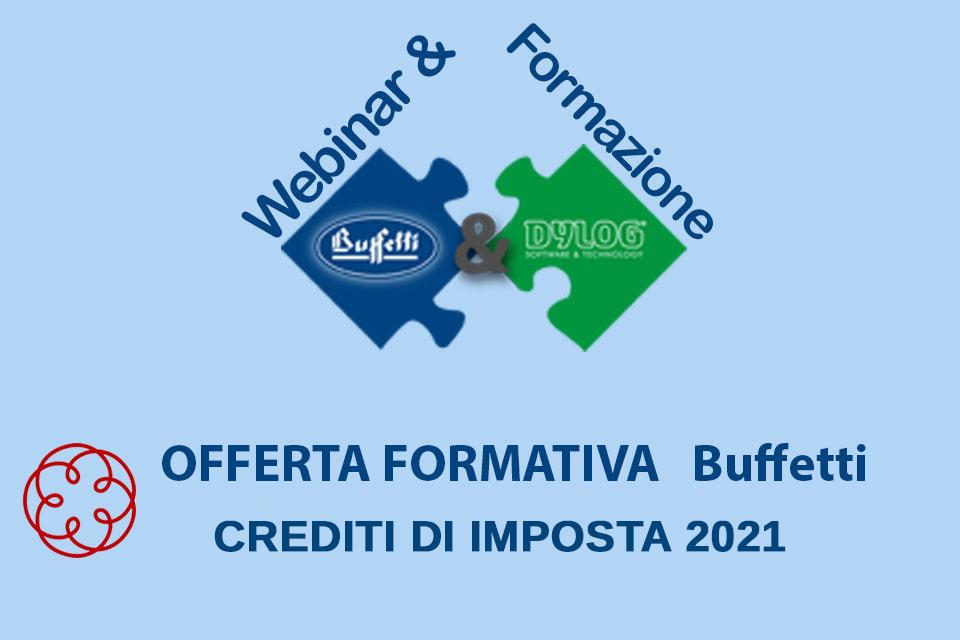 Eventi accreditati ODCEC Salerno in convenzione Buffetti software