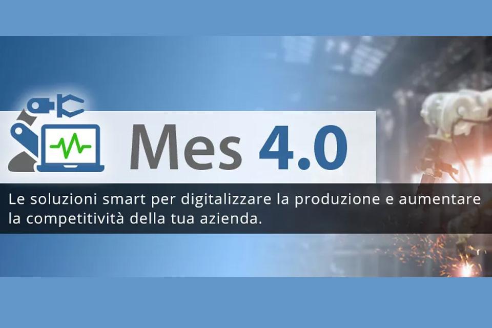 Mes 4.0 la soluzione smart